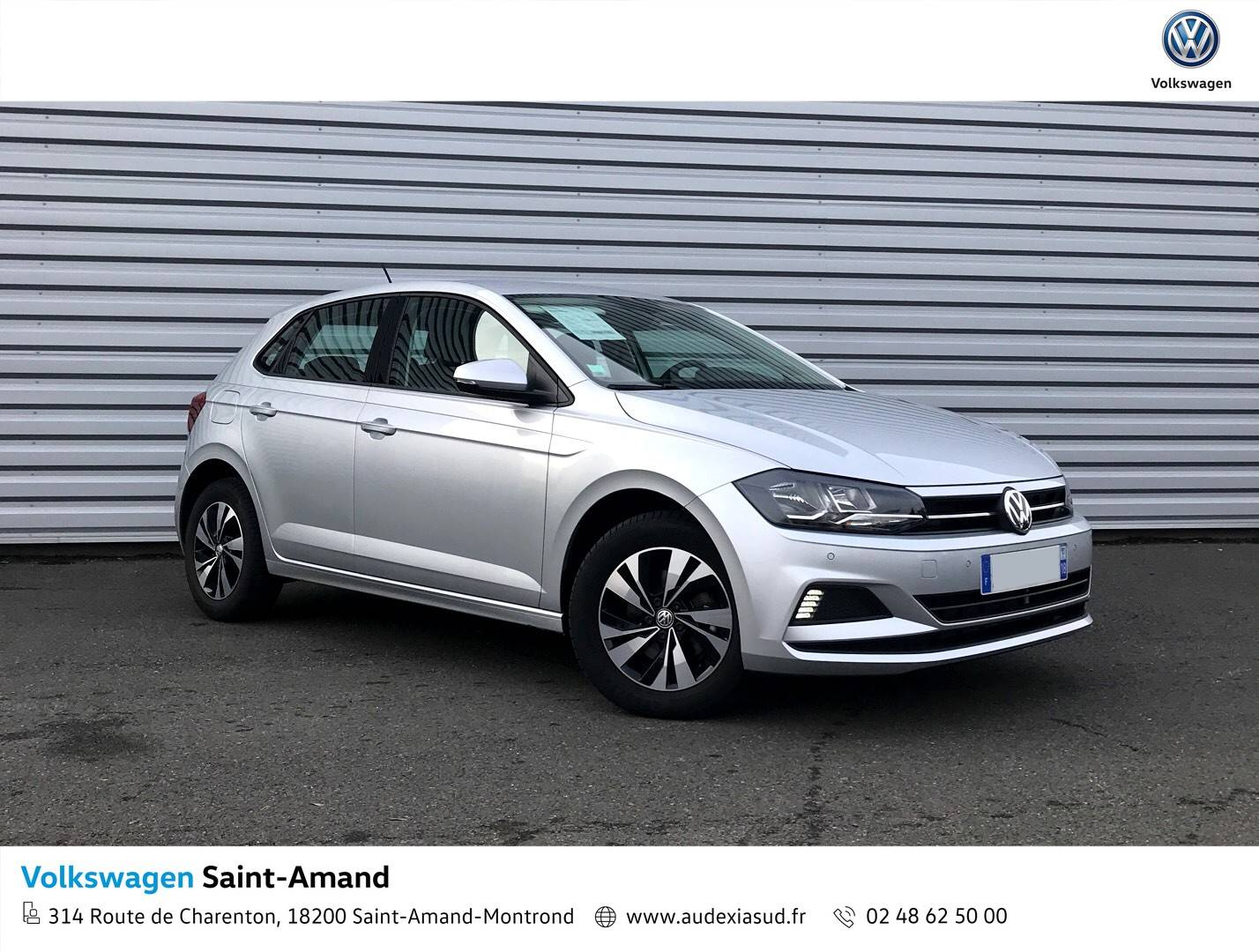 VOLKSWAGEN POLO à Nevers
